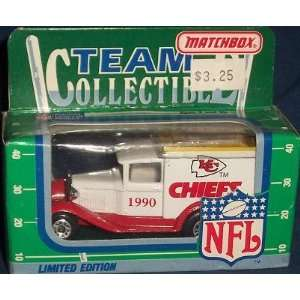 Diecast NFL Ford Model A Delivery Truck