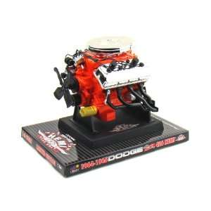 Dodge Hemi 426 Race Only Engine L/E 1/6 Toys & Games