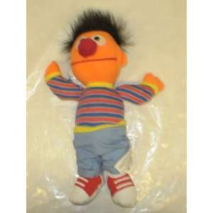 8 Sesame Street Ernie Bean Bag Plush Doll Toys & Games