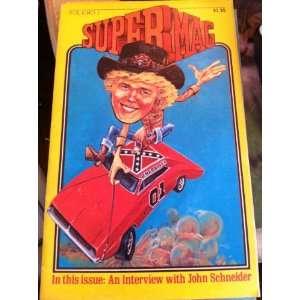 SUPERMAG~MAGAZINE~VOL 6 NO 1~DUKES OF HAZZARD VARIOUS Books