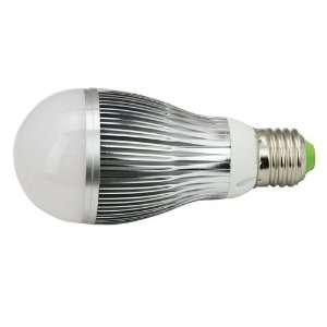 E27 7W Pure White Energy Saving LED Light Lamp Bulb Globe Lamp