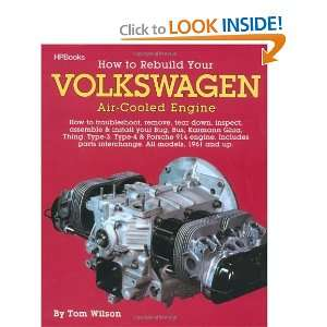 How to Rebuild Your Volkswagen air Cooled Engine (All models, 1961 and
