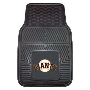 8848 MLB San Francisco Giants Vinyl Universal Heavy Duty Fan Floor Mat