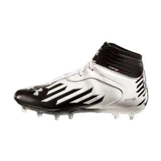 Diablo MC CompFit® Mid Football Cleats Cleat by Under Armour: Shoes