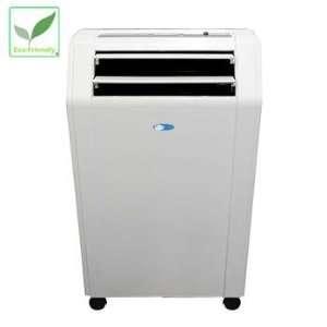 White ECO FRIENDLY Eco friendly 10000 BTU Portable Air Conditioner