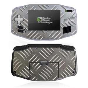 Design Skins for Nintendo Game Boy Advance   Riffelblech