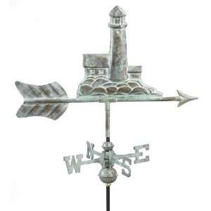 Good Directions Lighthouse Weathervane Patio, Lawn & Garden