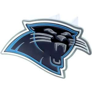 Carolina Panthers Nfl Pewter Logo Trailer Hitch Cover