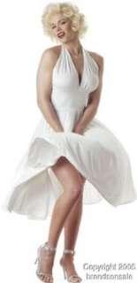 Girls Teen Marilyn Monroe Costume Clothing