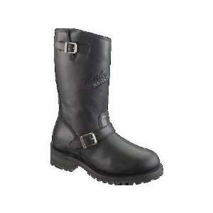Harley Davidson Womens 14 inch Trail Boss Boot D91417