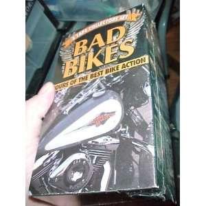 Bad Bikes (2 Tape Collectors Set) Harley Davidson Movies & TV