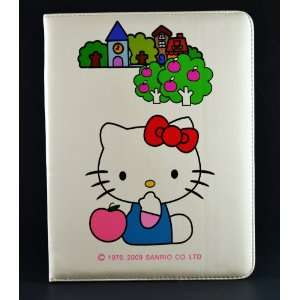com Hello Kitty Leather Case Stand for Apple iPad 2 iPad 3