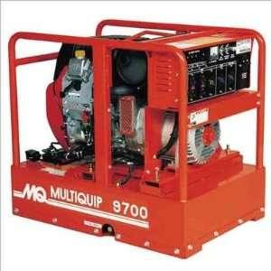 Start 9700 Watt Honda GX610 Portable Generator