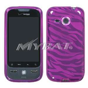 (Droid Eris), Hot Pink Zebra Skin Candy Skin Case