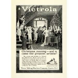 Machine Camden New Jersey Christmas Tree Opera   Original Print Ad