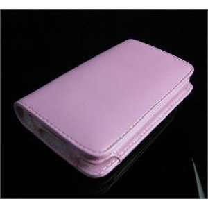 PINK FOLIO Carrying Case / Cover for Apple iTouch 2 (2nd Generation