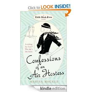 Confessions Of An Air Hostess (Little Black Dress): Marisa Mackle