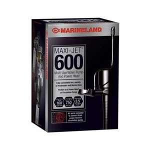 Marineland Maxi Jet Pro 600 Pump/Flow Pump 160/750 GPH