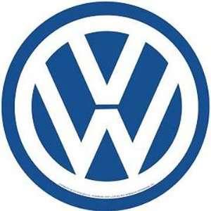 Automotive Miscellaneous Metal Tin Sign VW Logo