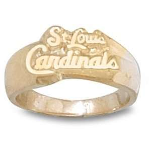 St. Louis Cardinals MLB Ring Sz 6 1/2 (14kt)  Sports