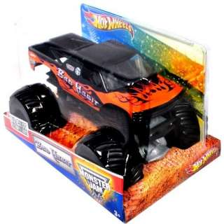 Monster Jam 124 Scale Die Cast Metal Body Official Monster Truck