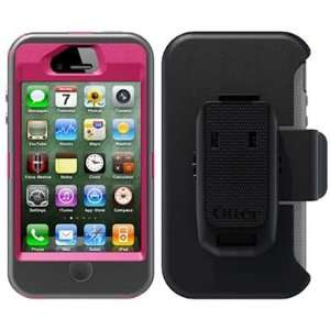 APPLE IPHONE 4 / IPHONE 4S OTTERBOX DEFENDER CASE   PEONY