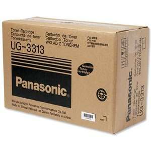 Toner Cartridge for Panasonic Fax Models Panafax UF550/560