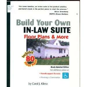 Build Your Own In Law Suite Floor Plans & More