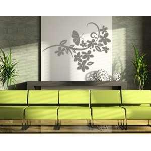 Flower Verve   Vinyl Wall Decal