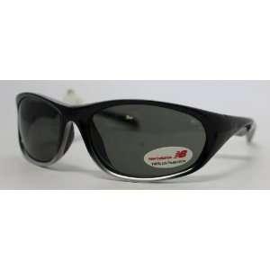 Sunglass Wrap Black / Gray Fade Plastic NBSSUN338 2