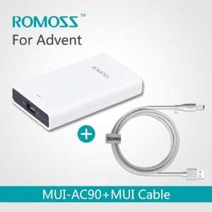 Universal Laptop Notebook AC Adapter Power Charger 90w/Power