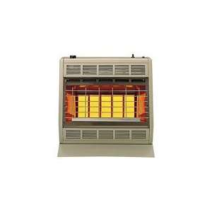 30LP 30,000 BTU Vent Free Radiant Heater with Manual 3