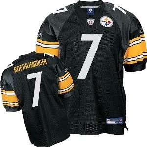 Reebok Pittsburgh Steelers Ben Roethlisberger Authentic
