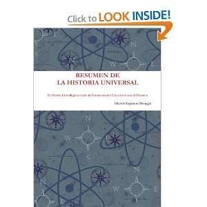Resumen de la Historia Universal (Spanish Edition