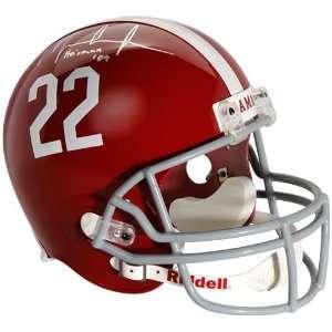 NCAA Riddell Alabama Crimson Tide #22 Mark Ingram
