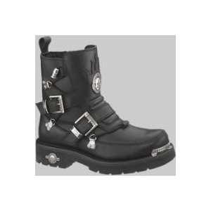 Harley Davidson Mens Black Distortion Boots