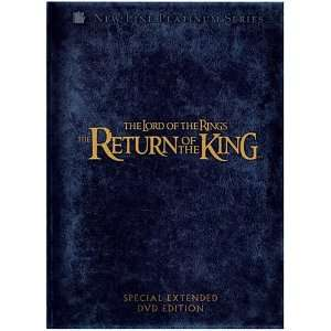 The Lord of the Rings The Return of the King (Platinum Series Special