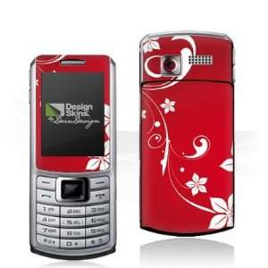 Design Skins for Samsung S3310   Christmas Heart Design