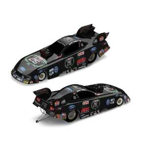 NASCAR Scale Models   John Force 124 Castrol 2010