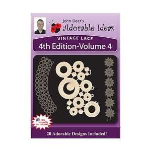 Adorable Ideas embroidery designs   Vintage Lace 4th