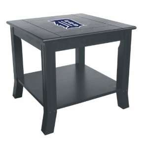 Detroit Tigers Living Room/Office End/Side Table