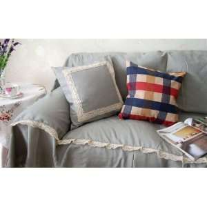 Throw Cotton Couch/loveseat Cover SC 13, Two Seats Sofa Home