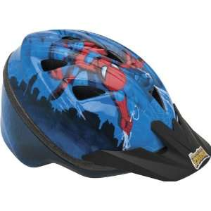 Bell Spider Man Spideys Little Web Toddler Bike Helmet (Blue)
