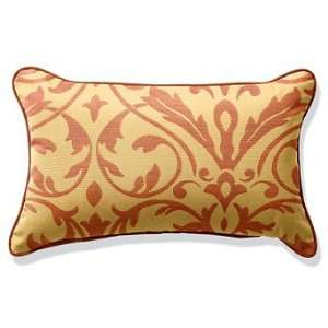 Outdoor Outdoor Lumbar Pillow in Sunbrella Softly Elegant