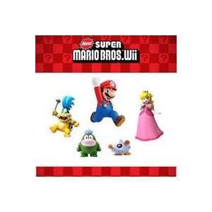 Super Mario Bros. Furuta Figure Set 3   Mario, Princess