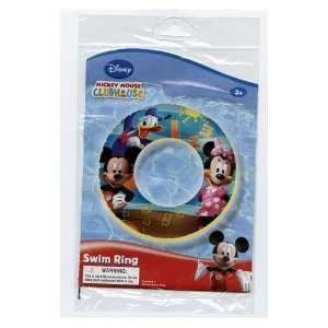 Disney Mickey Clubhouse Inflatable Swim Ring Toys & Games