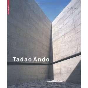 Tadao Ando [Hardcover] Yann Nussaume Books
