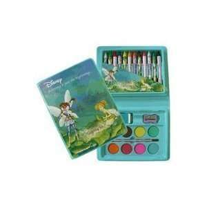 12 Pack Disney Fairies Tinkerbell 23 Piece Coloring Sets Toys & Games