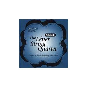 Hayden & Mozart Recordings 1924 1939 Lener String Quartet Music
