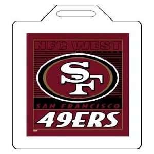 NFL San Francisco 49ers Seat Cushion   Set of 2